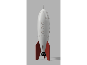 Fallout - Repconn A3 Rocket - For the Great Journey (Fallout New Vegas)