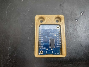 2020 (4040) WLED Wemos D1 mini Case