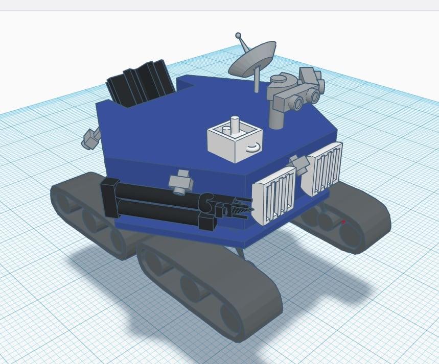 BURHULT Shelf Hexy Desk Riser Redesigned for Ender 3