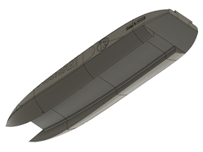 RC Catamaran Racing Boat