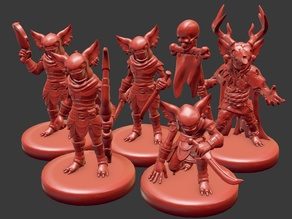 Goblin Clan Miniatures Expansion
