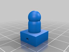 Magnet Holder Square Magnets 10 mm x 4 mm