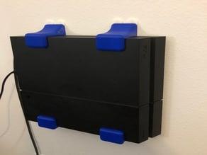 PS4 Wall Mounts