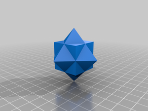 Octahedron and Cube