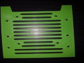 parts for the NanoPi M4 DiskStation