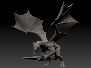 Dragon - Reposed and Remixed from boris3dstudio