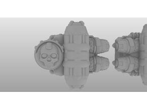 Warp Countermeasure Pod (WCM Pod)