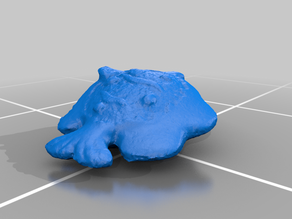 Decorative fish (3D Scanned)