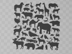 animals-silhouette-big-set