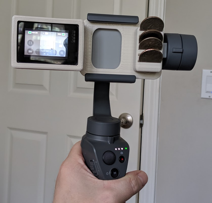 GoPro Osmo Mobile Mount
