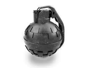 Edge of Tomorrow Grenade