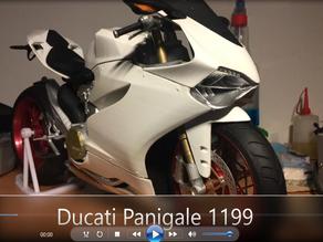 Ducati Panigale 1199 Kopie von Valcrow
