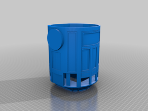 R2-D2 muti color Hollow Body