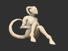Succubus Statues x7