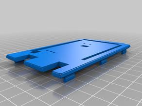 (3D Slash) arduino_mega_top for Elegoo mega R3