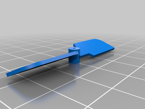 propeller for model helicopter