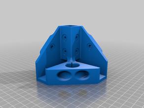 Corner reinforcement for FLSUN Cube