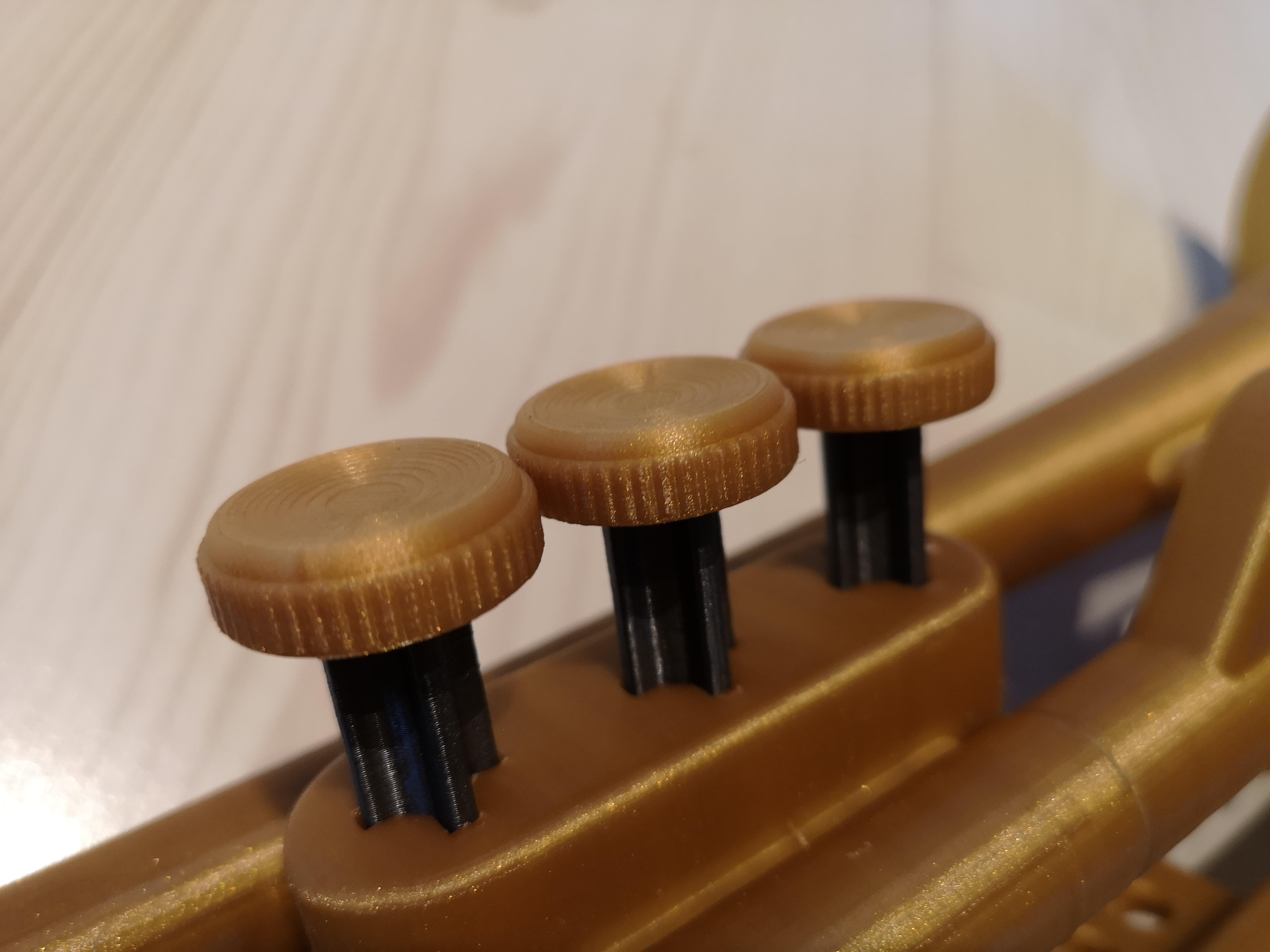 Fullsize Trumpet extra Pieces