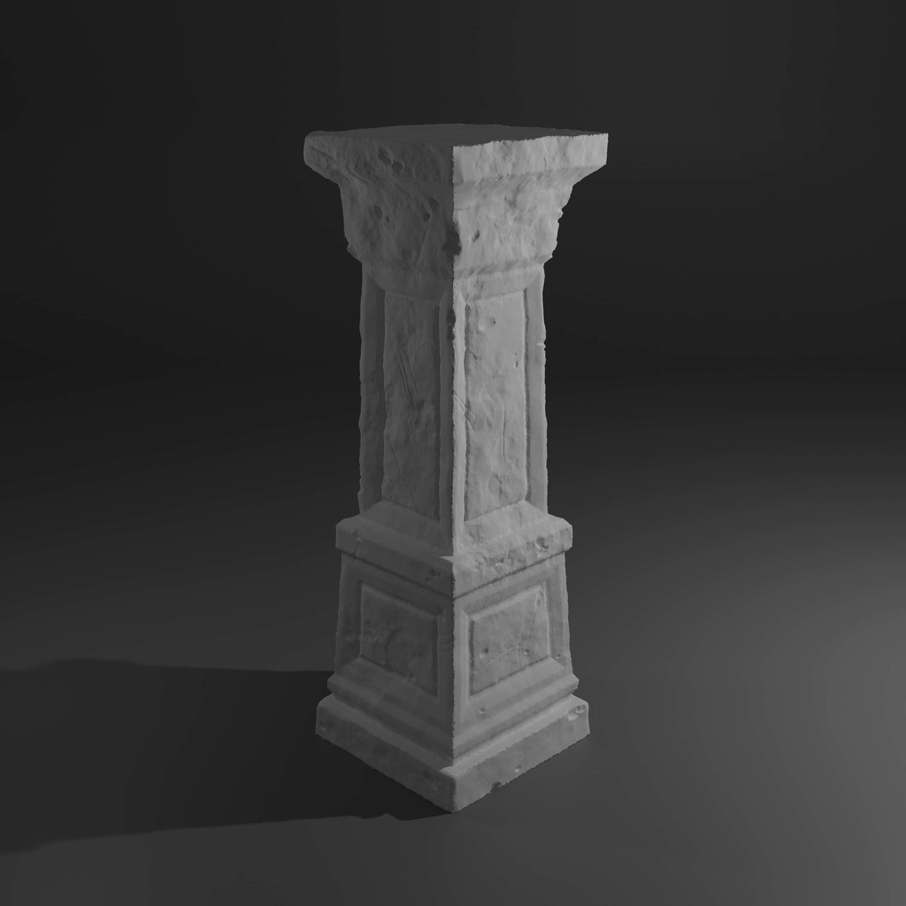 28mm Dungeon Pillar