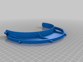 Headband COVID-19  V2 / Visière de protection faciale / Face Shield