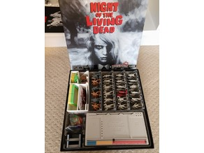 Zombicide: Night of the Living Dead insert & organizer