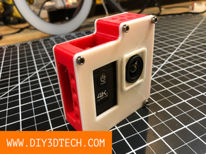 Action Camera Cage!
