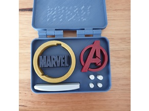 Marvel Avengers in a box