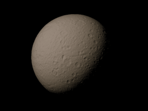 Dione scaled one in ten million