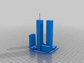 World Trade Center Model