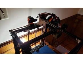 Ender 5 Webcam Mounting Perch