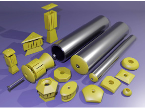 tube cap and roller axle factory