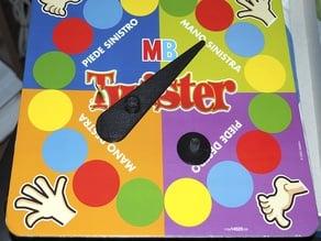 Twister arrow