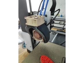 Multi-Extrusion system for Wanhao / Monoprice / Balco i3 plus 3D Printer