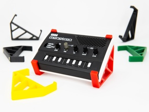 Stands for the Korg Monotron Series