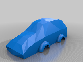 Buggy Car Body