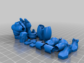 ModiBot's Tinkercad Accessories