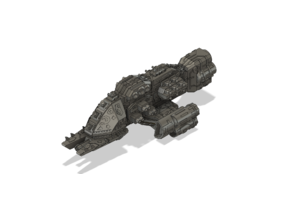 BFG - ORKS - BATTLESHIPS - MODULAR