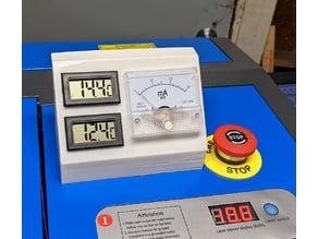 K40 Laser Gauge Case