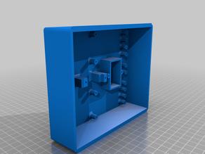 Case for ESP32 & HLK-PM01 PSU & 2x2 Relay modules