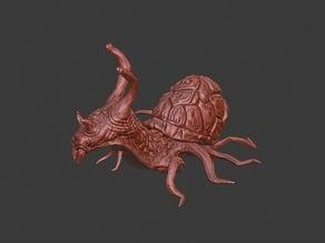 Tortoise Shell Octosnail