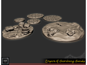 Empire of Scorching Sands - Round Bases Part 2