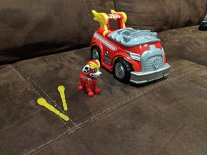 Paw Patrol Marshall Water Projectile