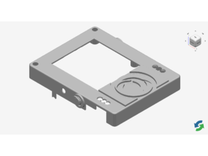 Safex Atomic Pi Case for flush mini BB w/ Sata SSD saberent adapter support