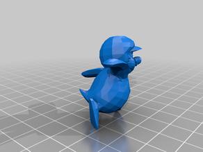 Penguin Mario Amiibo (No Base)