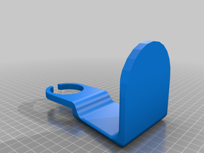 Smooth Laundry Detergent Drip Tray Holder