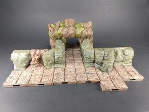 OpenForge 2.0 Dry Cave Release 1: Limestone Basics