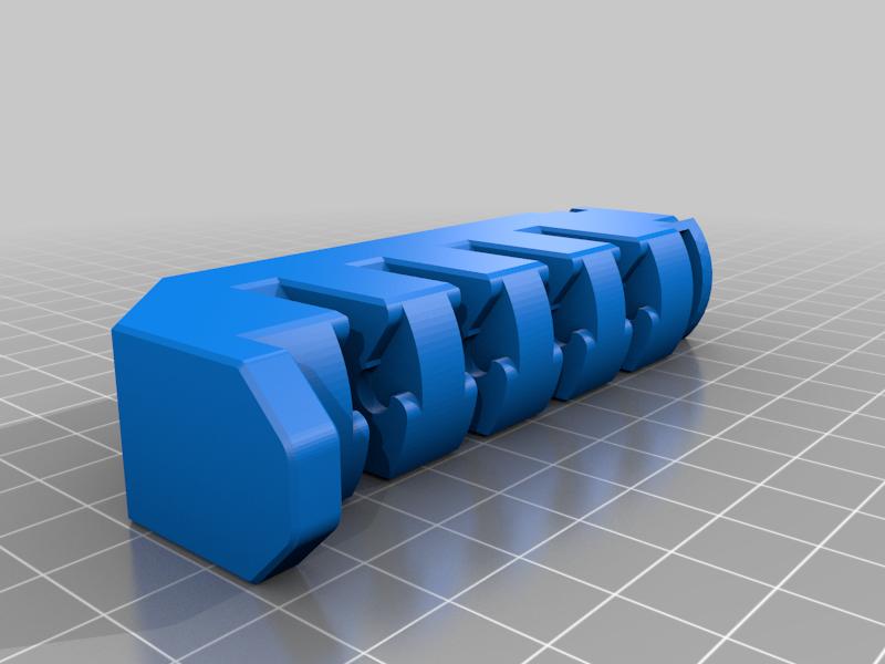 Ender 3 625 bearing spool holder