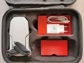 DJI Mavic Mini case compartment