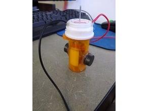 Pill Bottle Motor