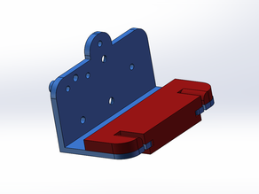 Sheet Metal X carriage(use with printed parts)